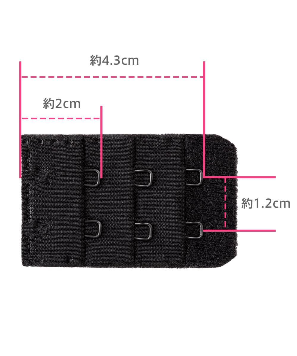 増設フック (2列×3段) 32mm 3個組
