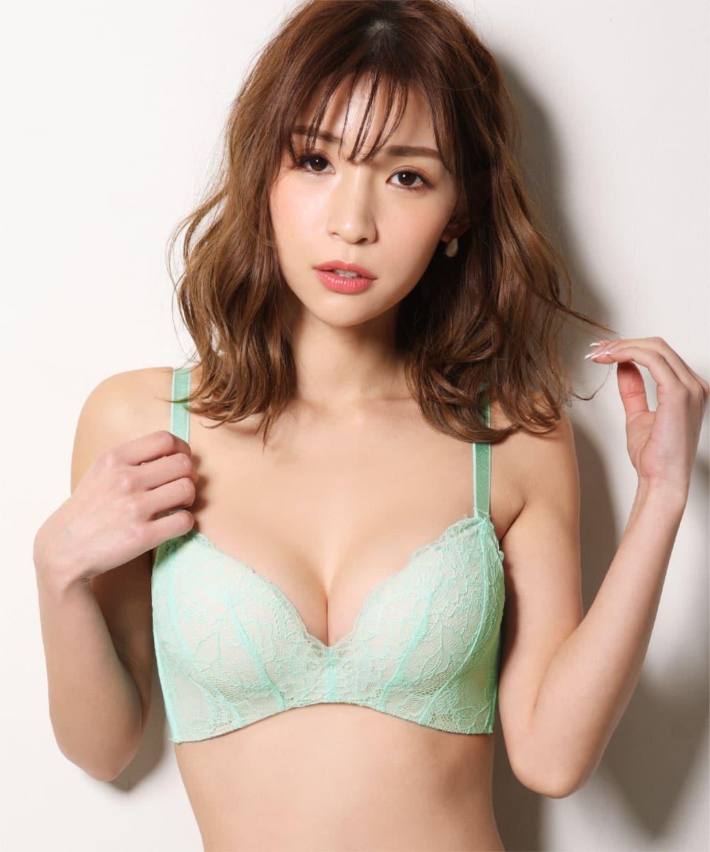 【プライスダウン】Lace ソフト 超盛ブラ(R) 単品ブラジャー