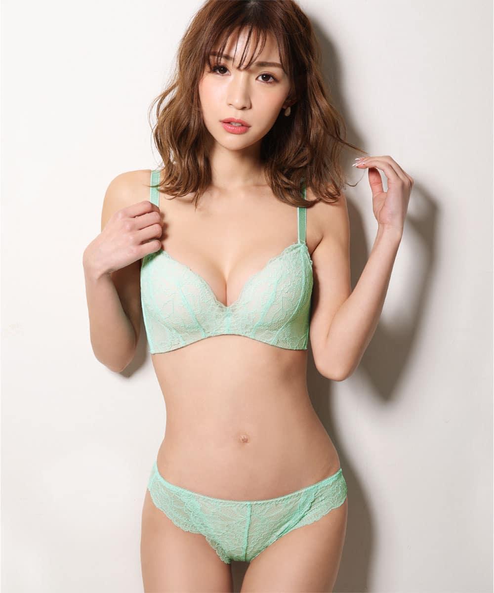 【プライスダウン】Lace プレーンショーツ