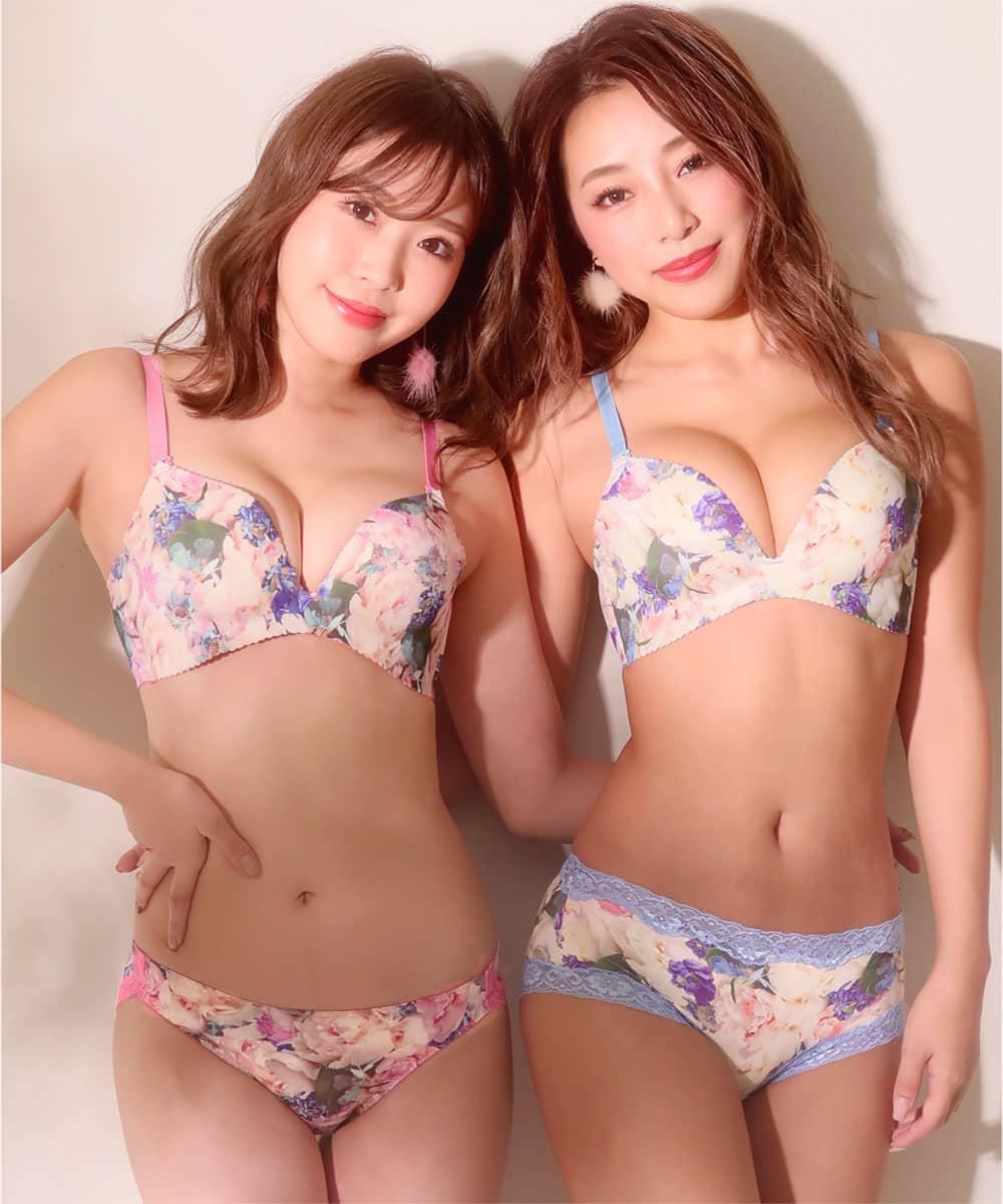 【プライスダウン】ブルーミングローズ 超盛ブラ(R) 単品ブラジャー