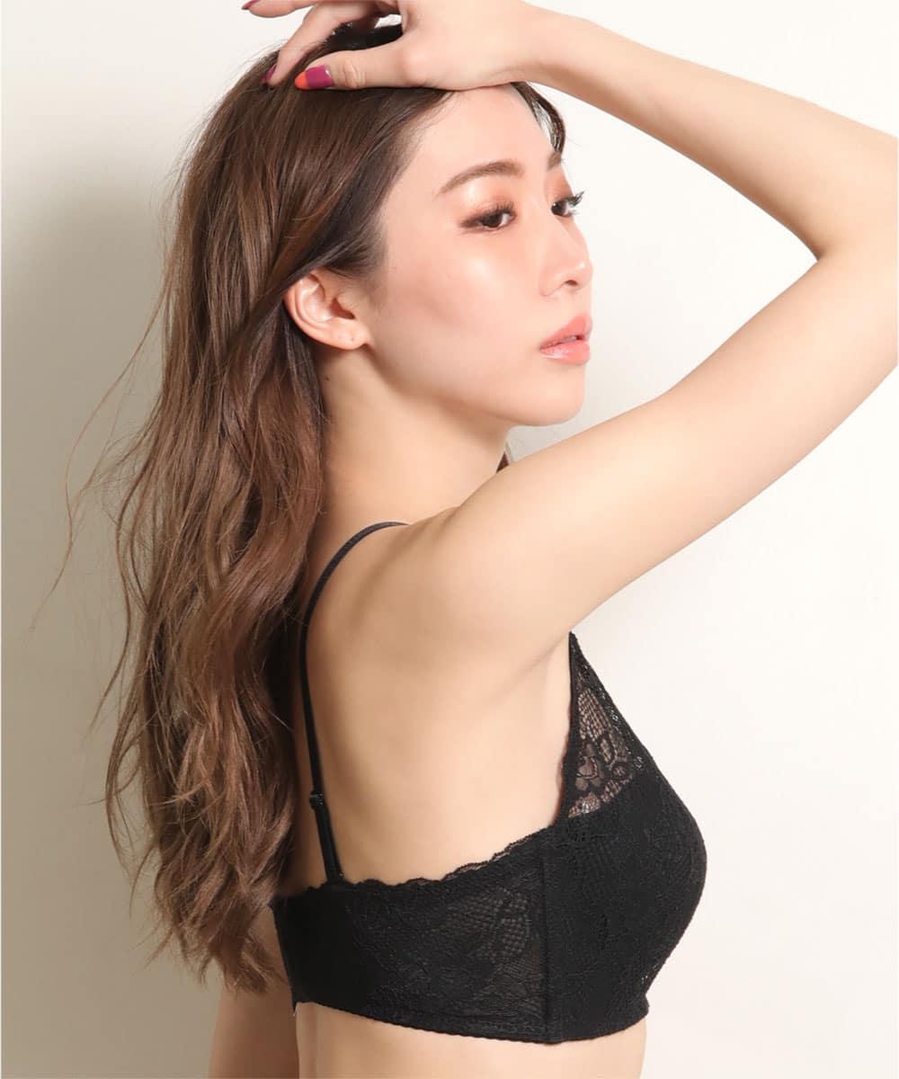 Lace bundle  超盛ブラ(R) 単品ブラジャー