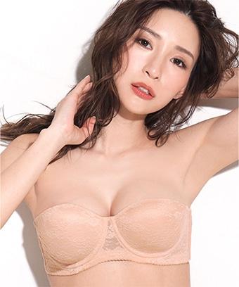 SEXY COOL FIT2 ハーフカップ 単品ブラジャー