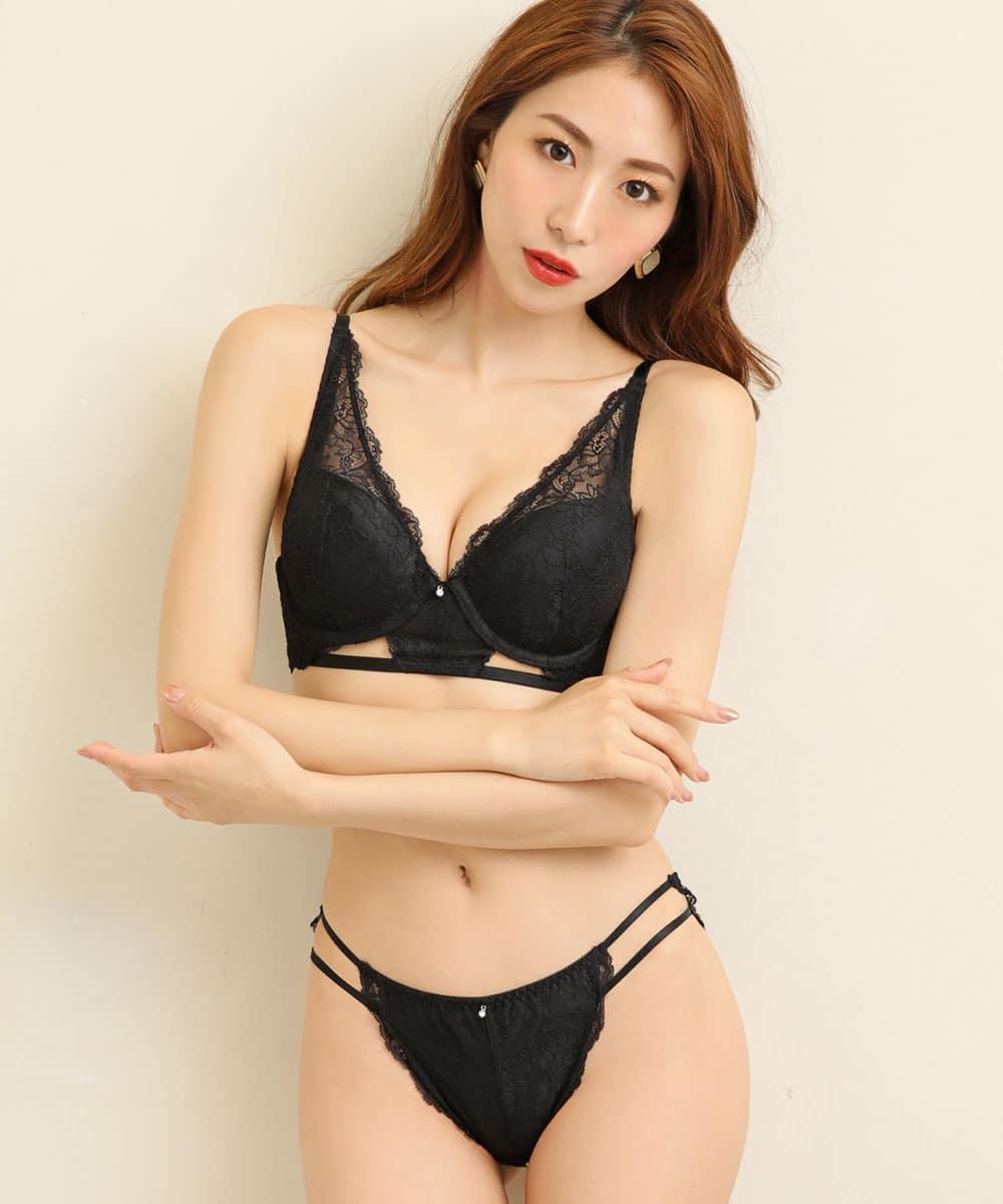 【WEB限定】アニータレース ブラジャー&ショーツ