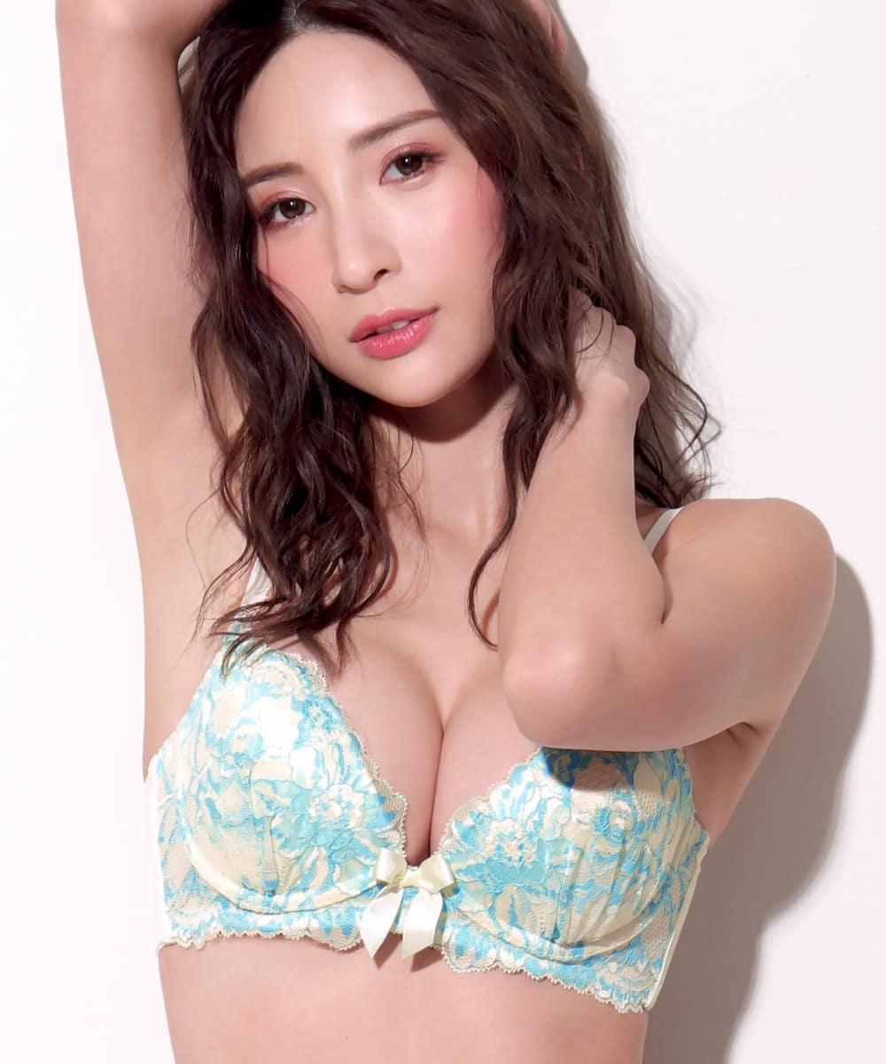 【WEB限定】バーレスク脇高ブラ(R) 2 単品ブラジャー