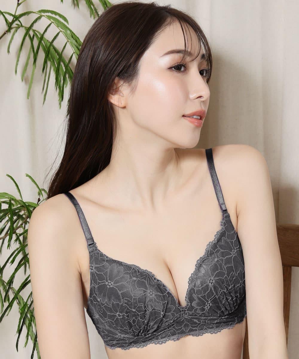 aimerfeel楽ブラ(R) 極 ブラジャー&ショーツ