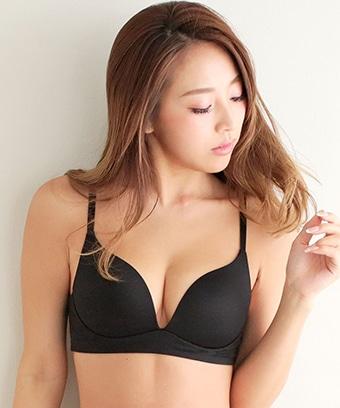 【プライスダウン】シームレス 夢ごこち ノンワイヤー 単品ブラジャー