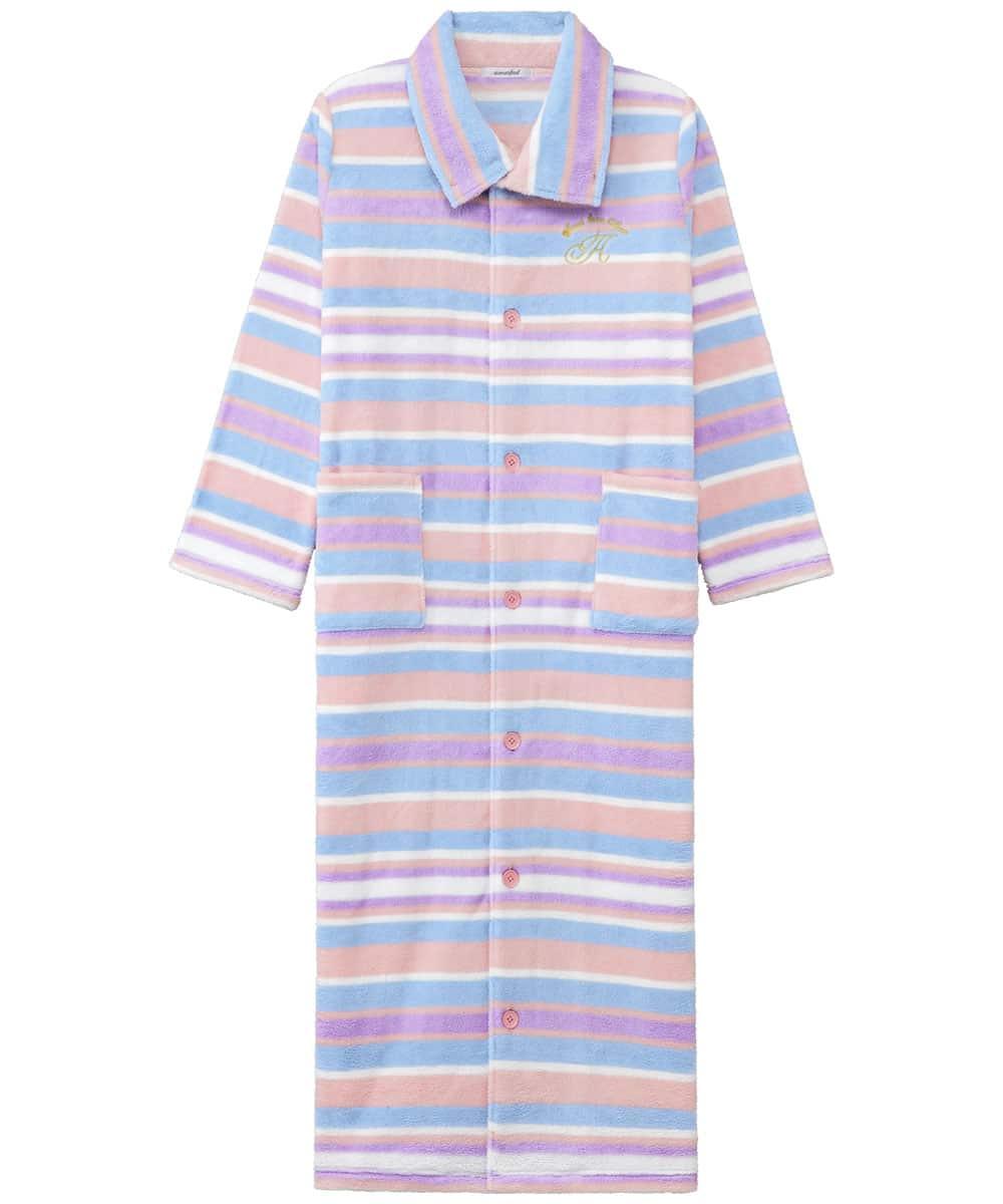 【プライスダウン】【WEB限定】ペアウォーム フリース 着る毛布