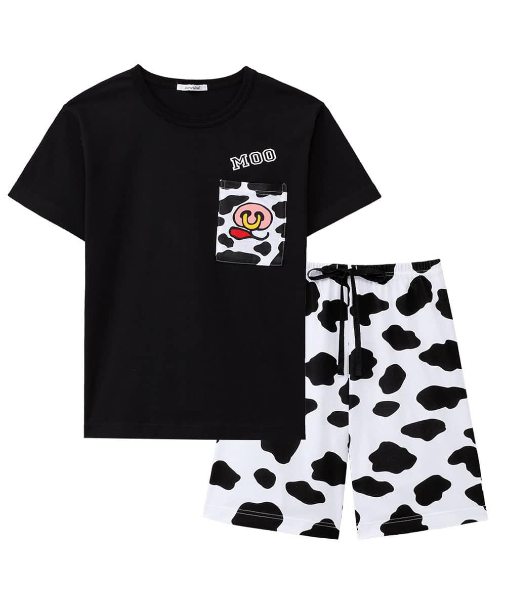 ポケットTシャツ 上下セット (男女兼用サイズ)