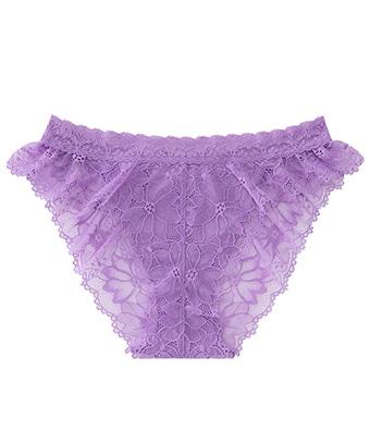 【プライスダウン】Frilly lace ハーフバックショーツ