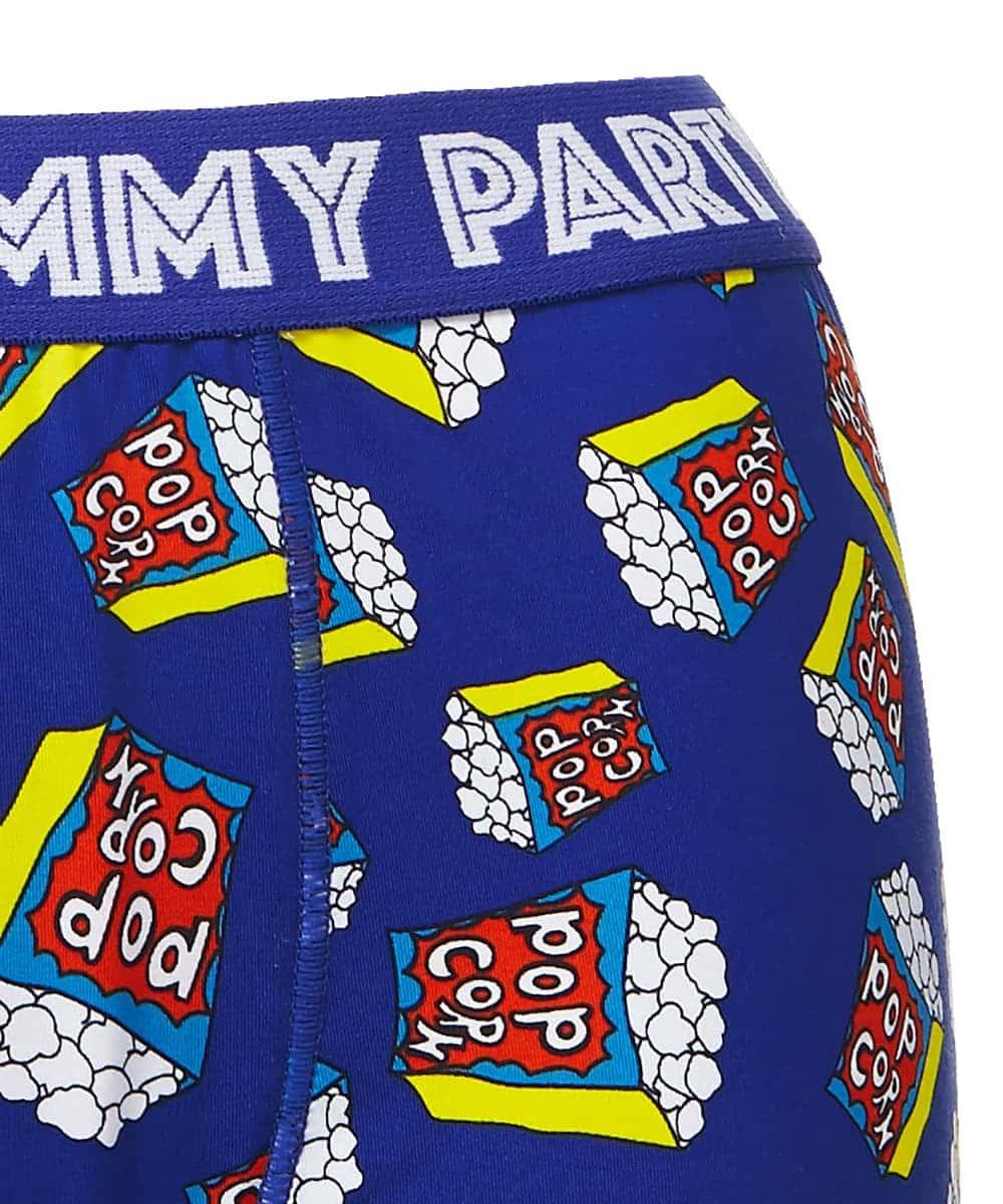 【プライスダウン】YUMMY PARTY ボクサーショーツ(メンズ)