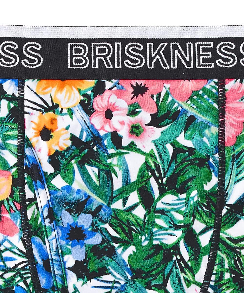BRISKNESS ボクサーショーツ (メンズ)