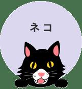 ネコ・キャット柄