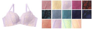 Lace ソフト 超盛ブラ(R) 単品ブラジャー